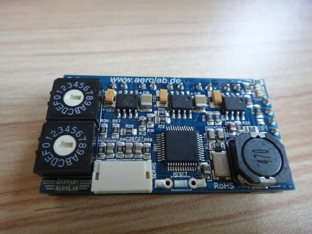 Регулятор хода 2N2N BLMC STM32 SL45A